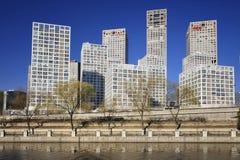 Пекин урбанское, Китай Стоковое Изображение