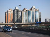 Пекин урбанское, Китай Стоковые Фото