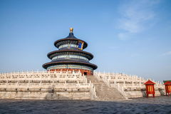 Пекин Temple of Heaven Temple of Heaven Стоковые Фото