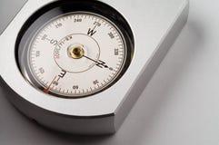 пеленгаторный компас реальный Стоковое фото RF