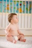 пеленка младенца Стоковое фото RF