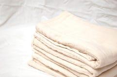пеленки опрятные Стоковые Фото