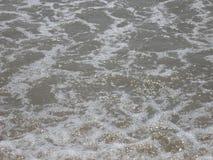 Пена моря Чёрного моря Стоковые Изображения RF