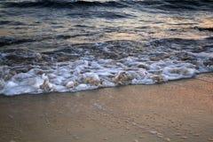 Пена моря стоковое изображение
