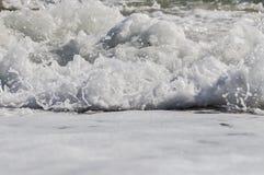 Пена моря Стоковые Изображения RF