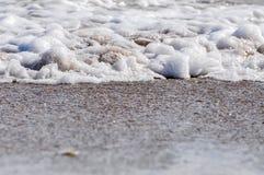 Пена моря Стоковые Фотографии RF