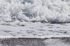 Пена моря Стоковые Фото