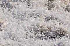 Пена моря Стоковые Изображения