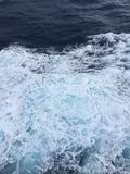 Пена на воде Стоковые Фотографии RF
