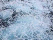 Пена на воде Стоковое Фото