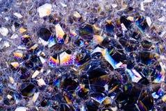 пена пузырей Стоковое Фото