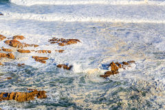 пенообразные волны Стоковые Фотографии RF