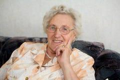 пенсионер стоковое изображение rf
