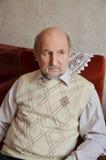 пенсионер стоковые фото