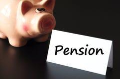 пенсия Стоковая Фотография RF