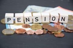 пенсия стоковые изображения rf