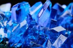 Пентагидрат сульфата меди Стоковые Изображения RF