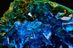Пентагидрат сульфата меди Стоковые Фотографии RF