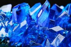 Пентагидрат сульфата меди Стоковая Фотография RF