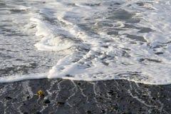 пенясь волна Стоковая Фотография RF