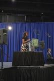 Первая дама Мишель Обама Стоковое фото RF