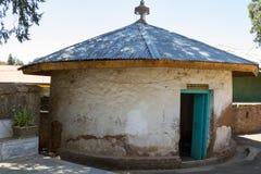 Первая православная церков церковь Аддис-Абеба Стоковое фото RF