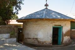 Первая православная церков церковь Аддис-Абеба Стоковые Фото