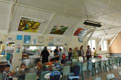 Первая сирийская скамья беженцев в Новой Зеландии стоковое изображение rf