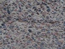Первоначальная текстура цемента и камешков стоковые фотографии rf