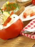 Первоначально вегетарианский десерт стоковое изображение rf
