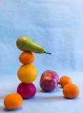 Первоначально баланс плодоовощ Стоковые Изображения RF