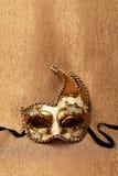 Первоначально венецианская маска масленицы Стоковые Фото