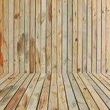 Первоначально деревянная стена Стоковые Фото