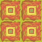 Первоначально картина квадратов Стоковая Фотография RF