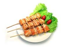 Первоначально тайский салат мозоли Стоковое Изображение