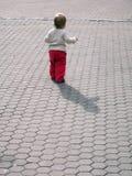 первые шаги Стоковое Фото