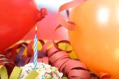 Первый день рождения Стоковая Фотография