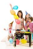 Первый день рождения Стоковое Фото