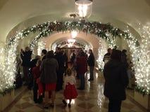 Первый этаж Белого Дома Стоковое Фото