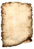 пергамент бумаги предпосылки Стоковые Изображения RF