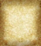пергамент кожи grunge предпосылки Стоковое Изображение RF