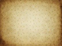 пергамент предпосылки флористический старый бумажный Стоковые Фотографии RF
