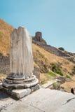 Пергам Amphiteater Стоковые Фото