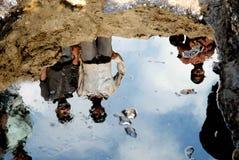 Перебивание работы Бангладеш корабля Стоковое Изображение RF