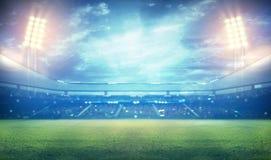 перевод стадиона 3d Стоковое Фото