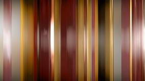 перевод 3D абстрактных тонких стеклянных панелей в космосе Панели блеск и отражают один другого Стоковое Фото