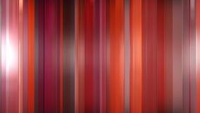 перевод 3D абстрактных тонких стеклянных панелей в космосе Панели блеск и отражают один другого Стоковая Фотография