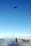 перевозимый самолетами груз исключительнейший Стоковые Фото