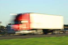 перевозить на грузовиках Стоковая Фотография