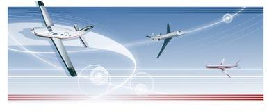 перевозка воздуха Стоковое Изображение